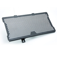 New Hot CNC Aluminum Motorcycle Accessories Grille Radiator Cover Protection For Kawasaki Ninja650 ER6N ER6F 2013