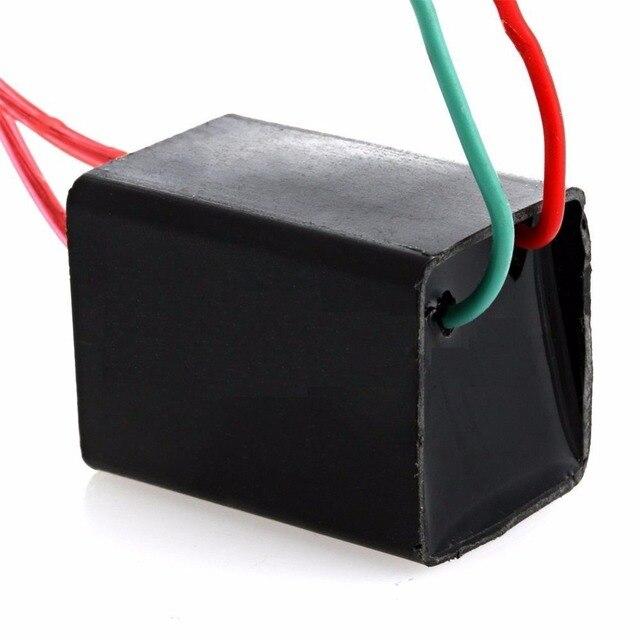 20KV 20000V High Voltage Pressure Generator Igniter Step Up Boost Module Coil Transformer Pulse Ignition DC 3.6-6V