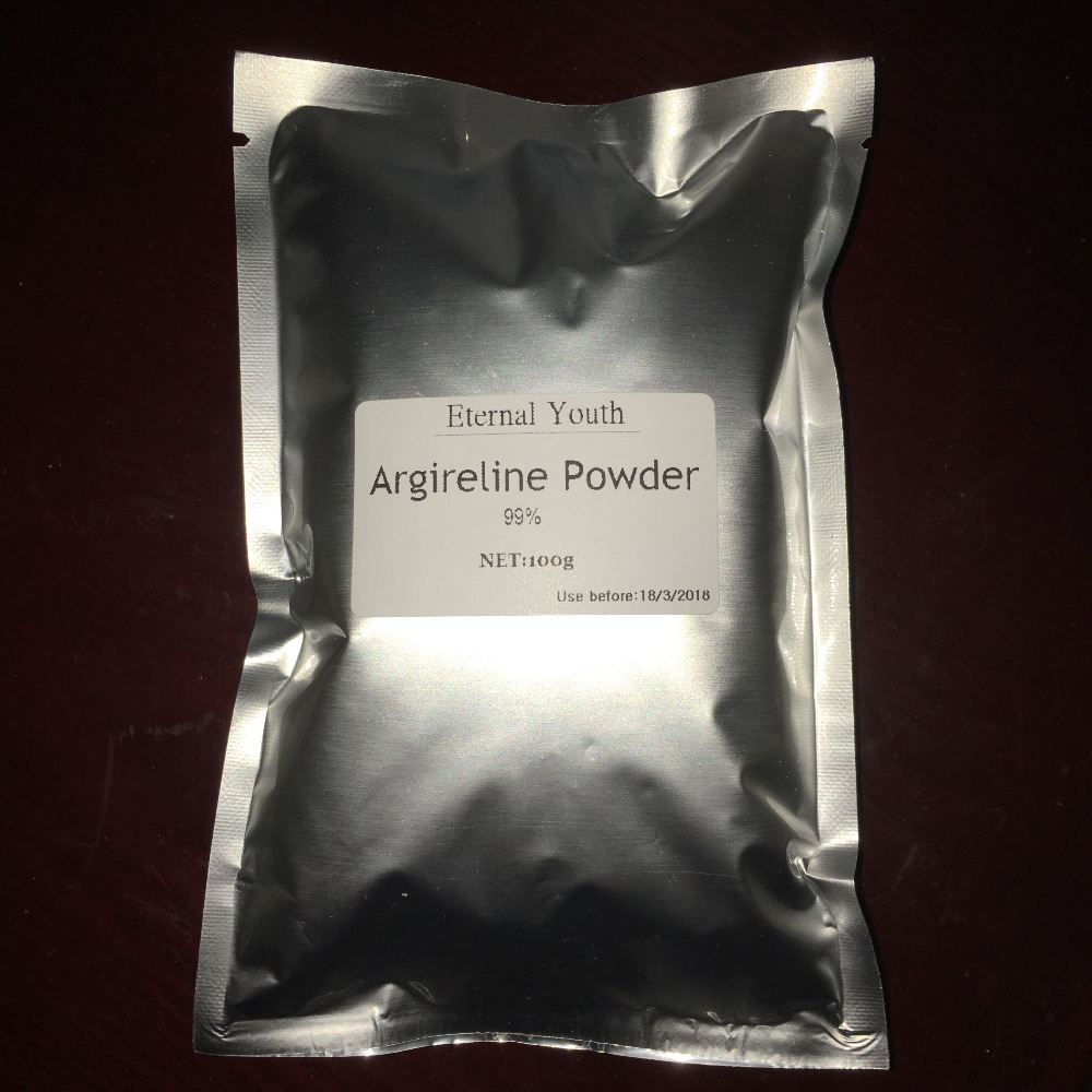 99% Argireline Areginine Powder High quality Cosmetic Ingredient Acetyl Hexapeptide-8 Anti Aging Ageless Skin Care 1000g 1000g 35 3oz 10x powder moringa leaf extract 10 1 powder pure nature herbal energy boost anti aging reduce high blood pressure