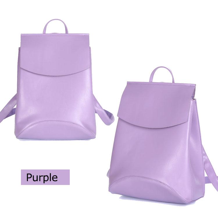HTB1MWsZXY5YBuNjSspoq6zeNFXaW 2018 HOT Fashion Women Backpack High Quality PU Leather Backpacks for Teenage Girls Female School Shoulder Bag Bagpack mochila
