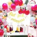 Mimosa баннер Невеста быть девичник украшение Вечеринка Babyshower фон Свадьба Арка Mariage День рождения воздушные шары 100 шт. латекс