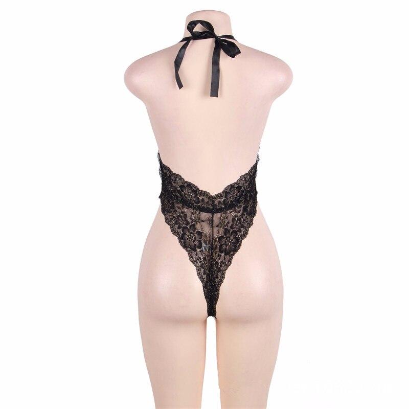 Женское нижнее белье, белье размера плюс, женский сексуальный комплект с бюстгальтером, глубокий v-образный вырез, бесшовное нижнее белье с ... 23