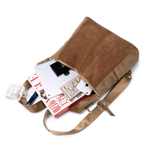Image 5 - LOVEVOOK 십대 소녀를위한 여성 배낭 학교 배낭 여성용 대용량 어깨 가방 2020 vintage nubuck leather PU