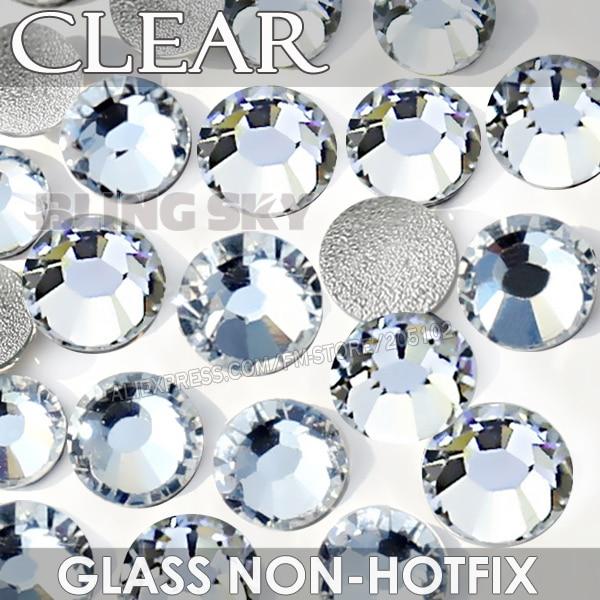 Prozirne mješavine SS3-SS10 SS4-SS30 kristali za ukrašavanje - Umjetnost, obrt i šivanje - Foto 3