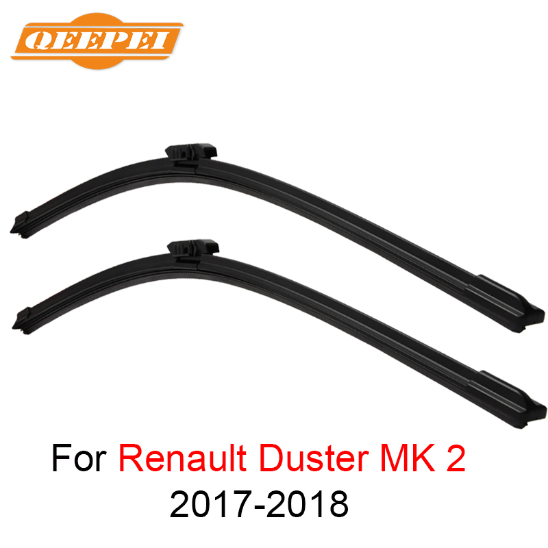 For RENAULT GRAND ESPACE Front Wiper Blade Replacment Rubber Pair Refills
