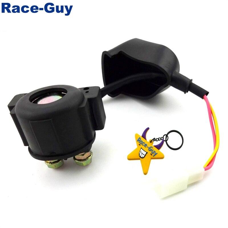 Starter Solenoid Relay For Yerf Dog Spiderbox Gx150 Go Kart Dune Buggy 150cc New