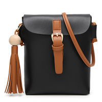 New 2018 Fashion Women Shoulder Bags PU Leather Casual Handbags Korea Bucket Bag Women Messenger Bags