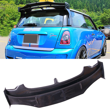 Fit for BMW MINI COOPER S R56 R57 AG DUELL carbon fiber spoiler wing tail