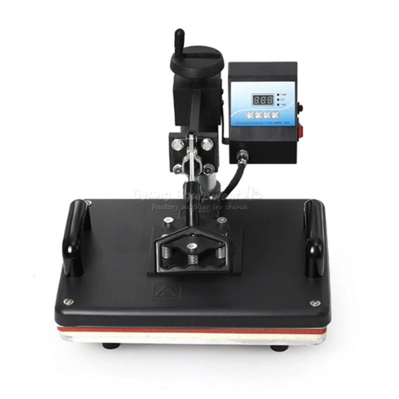 RU no tax Multi-functional new QUAFF Heat transfer machine for T - shirt cup digital heat transfer baking cup machine single display quaff