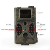 New Arrival Digital Trail Camera For Hunting Control With LCD Display gs37 0016