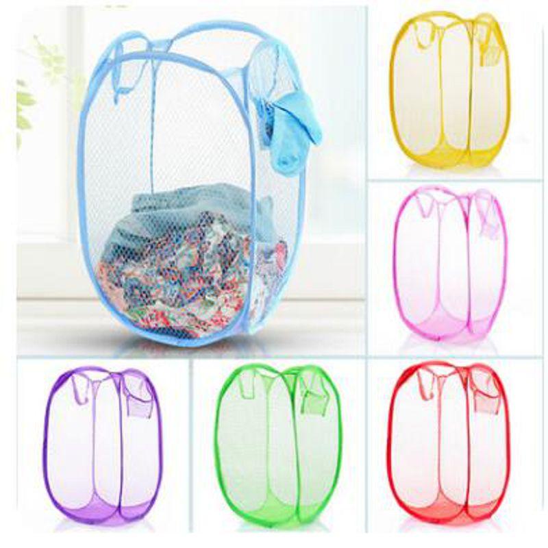 Foldable Box Laundry Basket Candy Storage Barrel Storage Basket Rangement Sundry Dirty Clothes Laundry Bag Panier De Rangement