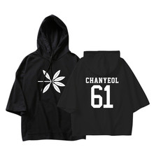 "EXO ""THE WAR"" Cropped Hoodie"
