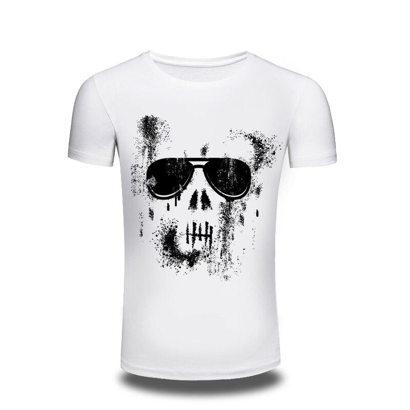 Camisa dos ganhos dos homens 2016 Novos Homens casual t shirt dos homens  tecidos de Malha de Manga curta t-shirt dos homens cores t camisa branca  homme 3fdb84d66878a
