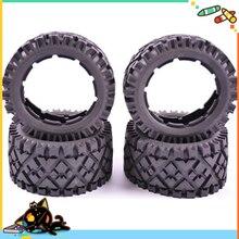 Шины повышенной проходимости, крепкое сцепление, прочные износостойкие шины для HPI KM ROVAN BAJA 5B