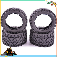All terrain tires Strong grip Strong wear resistance tires for HPI KM ROVAN BAJA 5B
