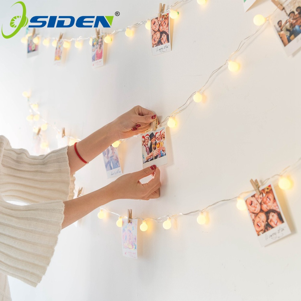 String Lights 5m 10m 20M LEDs 110V 220V Waterproof  Fairy String Outdoor Ball Christmas Lights Holiday Wedding Party Decotation