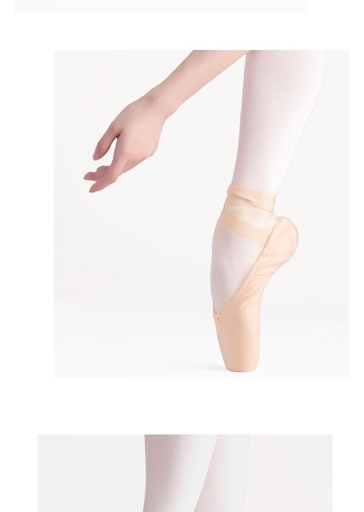 Ballet de danse Chaussures en cuir semelle pleine enfants et adultes tailles noir