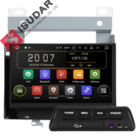Isudar Car Multimedia Player GPS Two Din Android 8.1 DVD Automotivo For Land Rover/Freelander 2 2007 2012 Wifi Radio FM 4 Cores