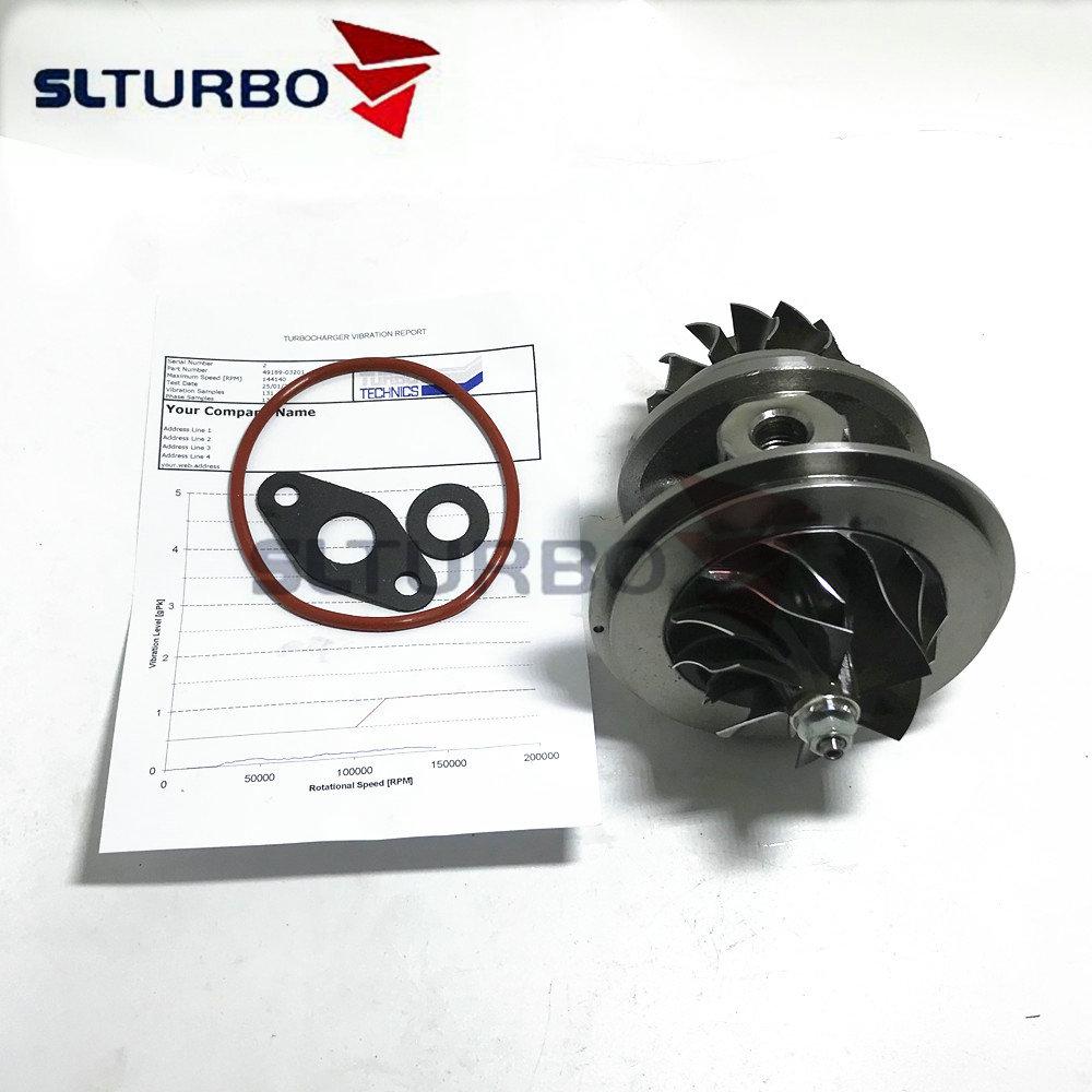 Balanced turbocharger cartridge replace core 49189-03200 for Ford F-250 GM Silverado MWM 6.07 TCA - NEW turbine core 49189-03201Balanced turbocharger cartridge replace core 49189-03200 for Ford F-250 GM Silverado MWM 6.07 TCA - NEW turbine core 49189-03201