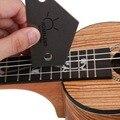 Инструменты из нержавеющей стали Luthiers Fret Finder Rocker Guitar Frets выравнивающий инструмент - фото