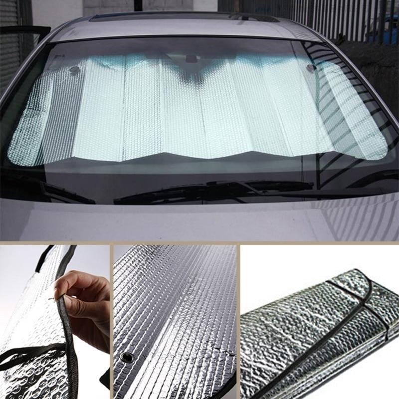 2016 Car Window Sun Shade Curtain Windshield Practical