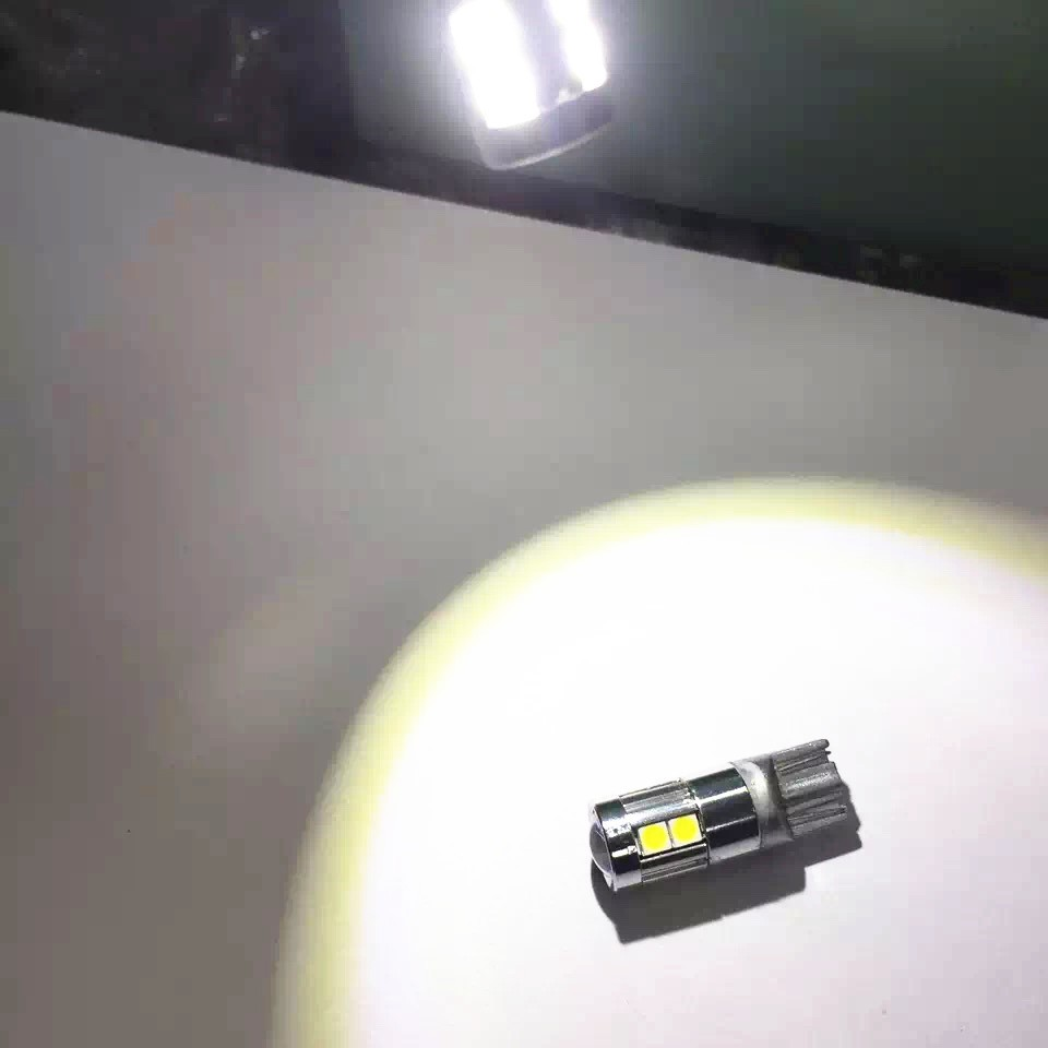 10x T10 3030 9 SMD 9 LED 12V 24V avtomatik paz lampa ampul avtomobil - Avtomobil işıqları - Fotoqrafiya 4