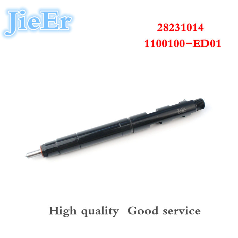 Injector 28231014 for GREAT WALL 1100100 ED01 Service parts is not new service is power