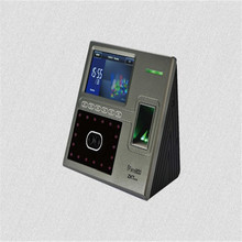 Iface800facial fingerprint time attendance and access control  iface800 facial reader