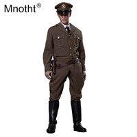 1/6th масштаба охранник офицер фигурку мужской солдат полный набор игрушки ATOP001 сбора хобби голову лепить тело модель m3n