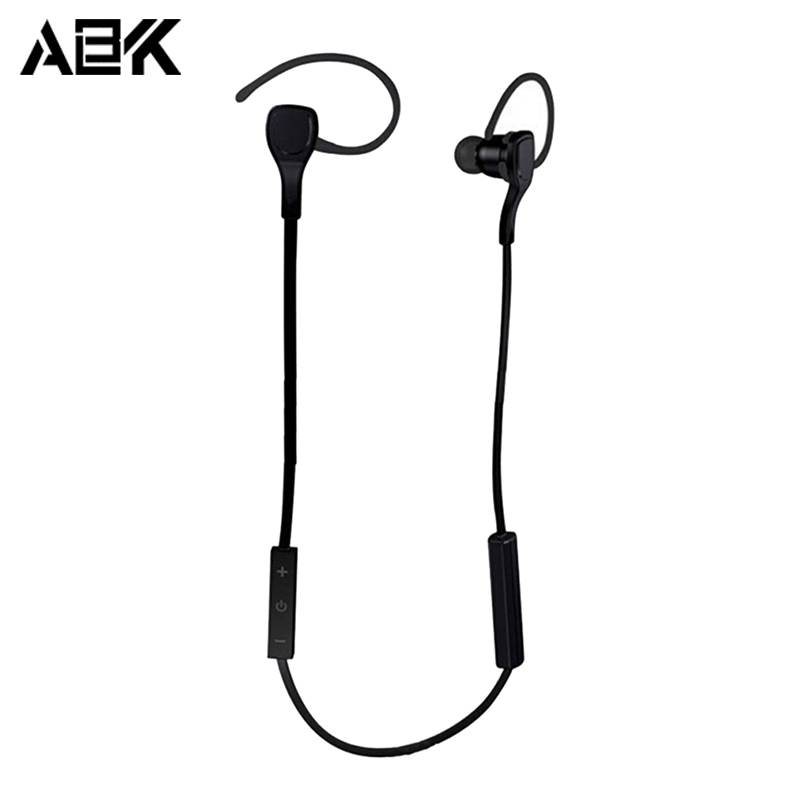 ALBK BT-H06 Stereo Wireless Earbuds Bluetooth headset Sport Music In-ear Earphones with Microphone for mobile phone Telephone