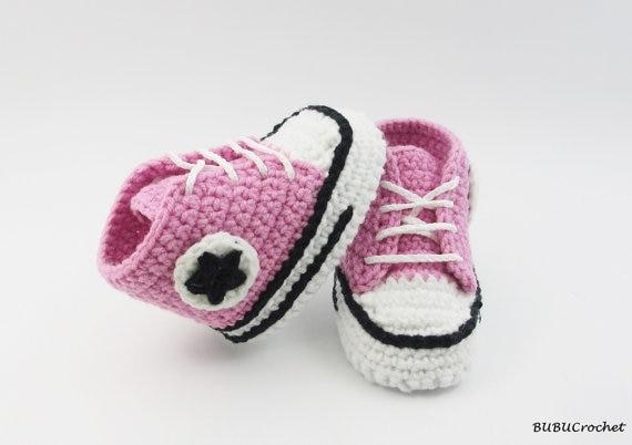 Häkeln Babyschuhe Häkeln Babyschuhe Neugeborenen Schuhe Rosa Baby