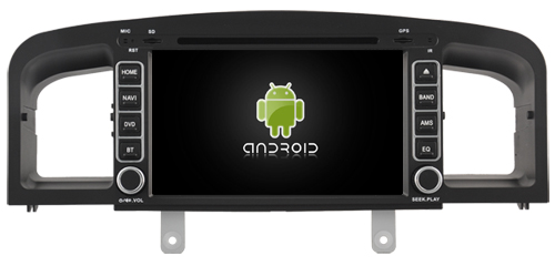 Подходит для LIFAN 620 OTOJETA android 8,1 Wifi версия автомобиля dvd плеер магнитофон gps handfree головных устройств с белый свет