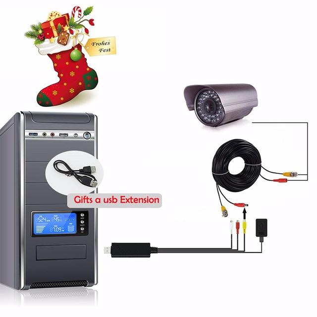 Видеозаписывающая карта, ТВ-тюнер, видеомагнитофон, DVD, AV, аудио, USB 2,0, разъем конвертера для ПК/ноутбука, HD, Android, видеосъемка