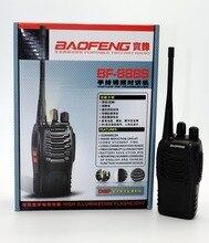 Baofeng BF-888S Портативной Рации Портативные Радио BF888s 16-КАНАЛЬНЫЙ 5 Вт UHF 400-470 МГц BF 888 S Comunicador Передатчик трансивер