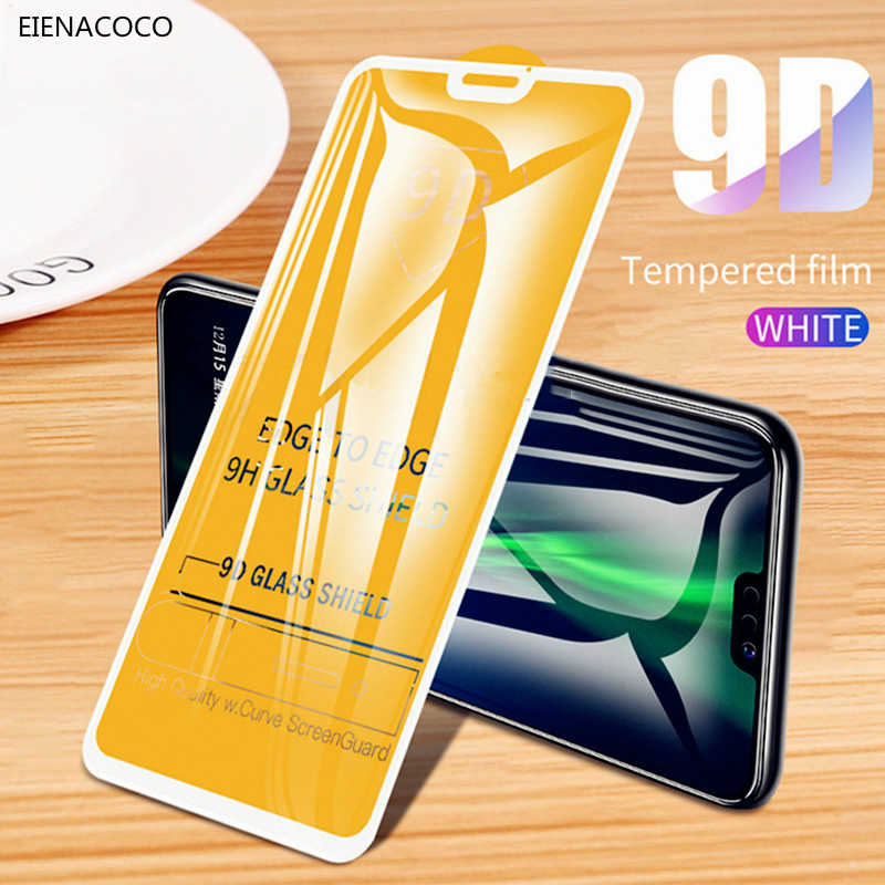 9D Tempered Glass on the For Huawei P20 Pro Mate 10 20 Lite Honor 9 Lite Glass P Smart Screen Protector Honor 10 Protective Film
