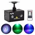AUCD мини-проектор с 8 шаблонами  RG лазер и Аврора  вода  Galaxy RGB  LED микс  проектор  для домашней вечеринки  диджея  сценическое освещение LL08RG