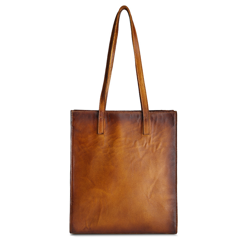 YISHEN Fashion Genuine Cow Leather Women Shoulder Bags Large Capacity Female Shopping Bags Casual Women Handbags Big Tote LS8875 zency fashion shopping style handbags women bucket genuine second layer cow leather shoulder messenger cowhide tote bags