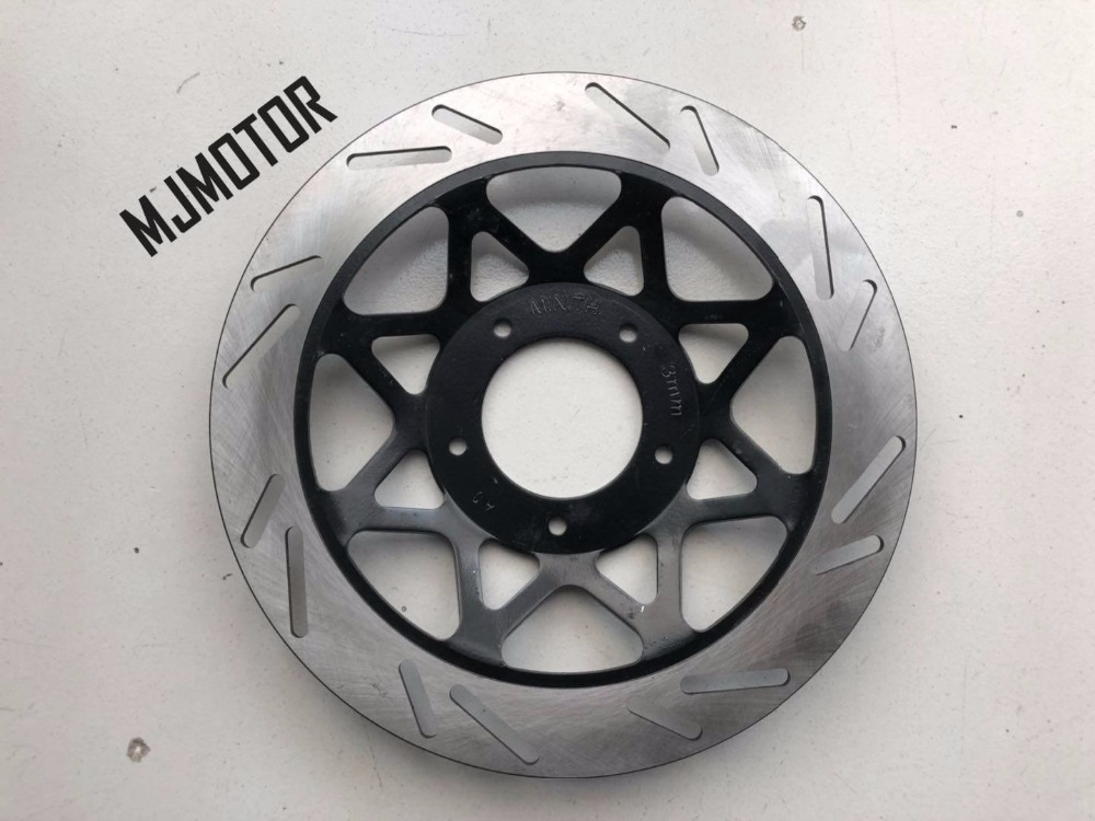 240mm Dia. Brake Disc For SYM XS ZH125-A QJ Keeway Chinese GY6 Scooter Honda Yamaha Kawasaki Motorcycle ATV Moped Go Kart Part promax driven wheel block for gy6 150cc scooters atvs go karts moped quads 4 wheeler dune buggys