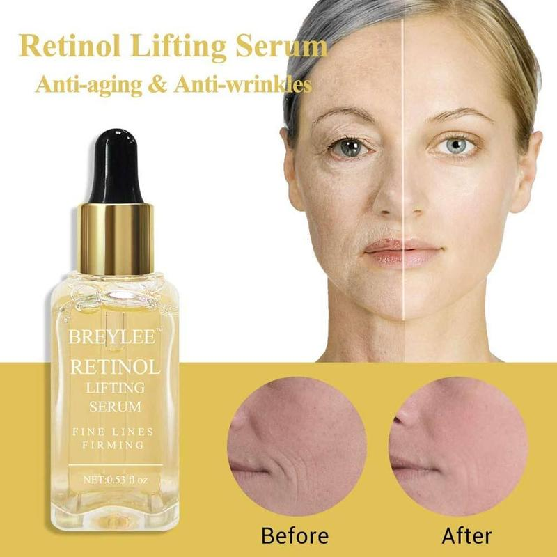 15ML Serum Series Hyaluronic Acid Rose Nourishing 24k Gold Firming lift Vitamin C Whitening Soothing Repair Face Care
