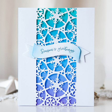 Eastshape 1Pc Snowflake Cutting dies Christmas Die Metal cutting for DIY Craft Paper Card Making scrapbooking decoration
