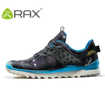 RAX New Men Running Shoes For Women Breathable Sneakers Men Female Zapatillas Ultralight Walking Sport Athletic Shoes
