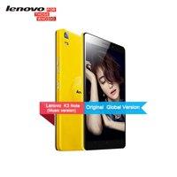 Orijinal Lenovo K3 Not K50-T5 Android 5.0 Cep Telefonu MTK6752 Octa çekirdek Çift SIM 4G LTE 5.5 inç 2G RAM 16G ROM 13MP SmartPhone