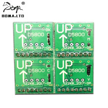 Boma. ltd 1 Set D5800 Dekripsi Chip Papan Decoder untuk HP D5800 5800 Dekripsi Auto Reset Chip Decoder Permanen Digunakan(China)