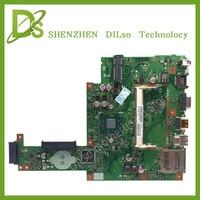 KEFU X453MA motherboard Para ASUS Laptop motherboard mainboard X453MA X453MA REV2.0 Integrada motherboard Teste|motherboard for asus|motherboard motherboard|motherboards for laptops -