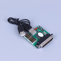 computer motherboard PC Diagnostic Card USB Post Card Motherboard Analyzer Tester for Notebook Laptop Computer Accessories (5)