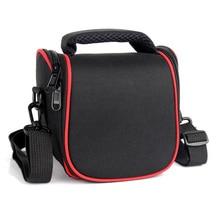 Camera Bag Case for Canon EOS M M2 M3 M10 G5X G15 G16 G16 G11 G12 SX120 SX130 SX150IS SX160 SX170 Shoulder bag SX400 SX410 SX420 все цены