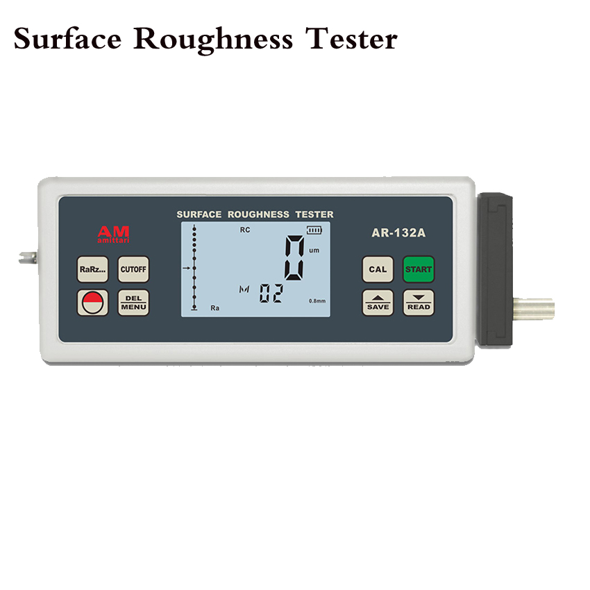 AR-132A Surface Roughness Tester ,Ra, Rz, Rq, Rt measuring instruments Roughness meter free shipping биотуалет thetford porta potti qube 345 цвет белый