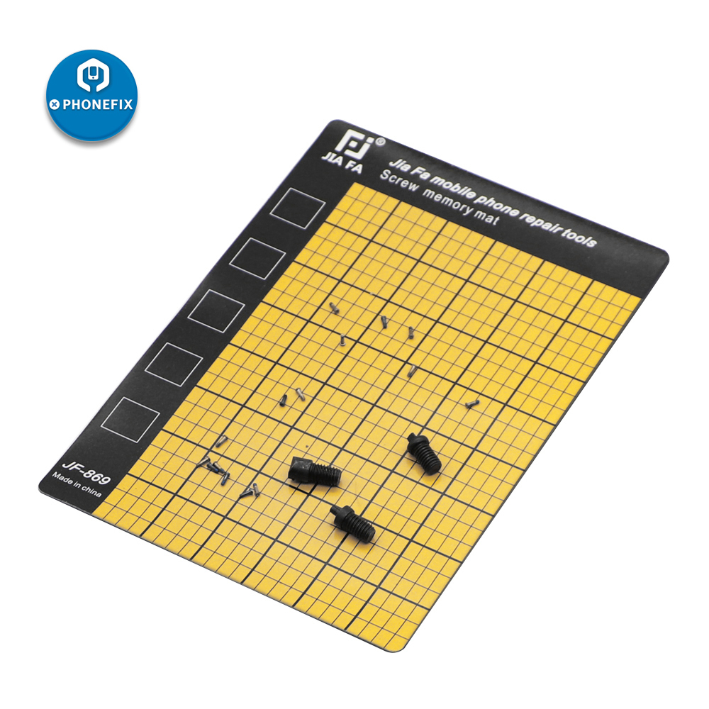 Magnetic Project Mat Memory Chart Work Pad For Prevent Small Electronics Losing Universal Disassemble Memory Chart Work Pad