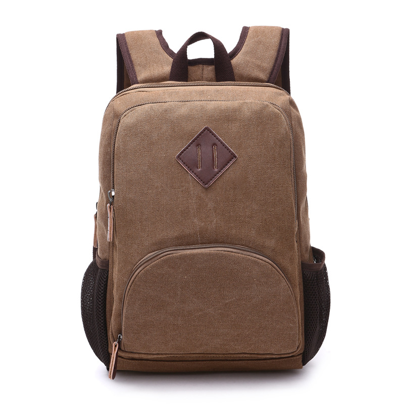 New Small Canvas Backpack Men Travel Back Pack Multifunctional Shoulder Bag Women Laptop Rucksack School Bags Female DaypackNew Small Canvas Backpack Men Travel Back Pack Multifunctional Shoulder Bag Women Laptop Rucksack School Bags Female Daypack