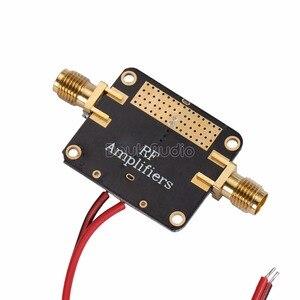 Image 4 - 50M 6GHz Medium Power RF Amplifier Module Broadband Gain Amplification 20dB